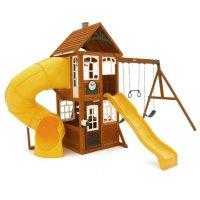 Cedar Summit 木质户外玩具