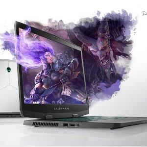 Alienware m17 Gaming Laptop (8750H, 8GB, RTX 2060, 1TB)