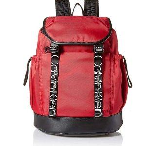 $44.84Calvin Klein 精选红色时尚大容量双肩包热卖