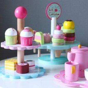 7.5折Wood Little 儿童木质玩具热卖 配色清新颜值高