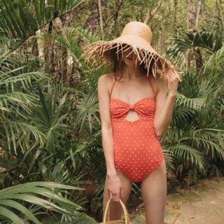 低至5折 沙滩元气少女就是你Bloomingdales 精选Ins风泳衣热卖 海边度假必备