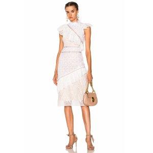 低至3折 适合亚洲妹纸们的甜美风Forward by Elyse Walker 精选SEA美衣裙特卖