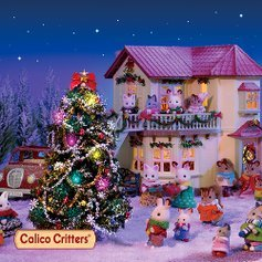 Up to 40% Off Calico Critters Kids Toys Sale @ Zulily