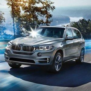 公路SUV领头羊全新 2018 BMW X5