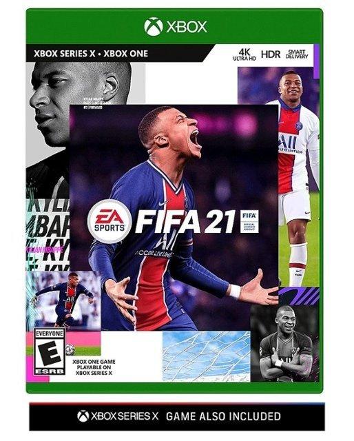 FIFA 21 Xbox One 实体版