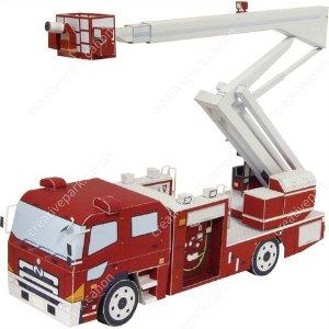 铰接式梯车Articulated Ladder Truck