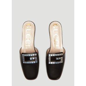 GucciMadelyn Flat 穆勒鞋
