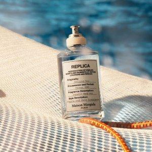 无门槛7.8折!£24收10只香氛套组!Maison Margiela 马吉拉香氛全系列大促!£38收航行物语香水