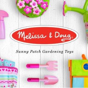 全场8折Melissa & Doug 儿童玩具特卖会,宝妈们赶紧看过来
