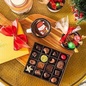 低至7折+无门槛免邮Godiva官网精选巧克力闪购 圣诞豪华礼盒也参加