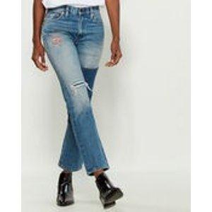 Levi'sRed Stone Carina 1967 505 Regular Fit Jeans