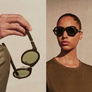 低至2折 $112收菲拉格慕复古墨镜限今天:Miu Miu、Prada、Fendi、Chloe 大牌墨镜专场 夏日凹造型必备