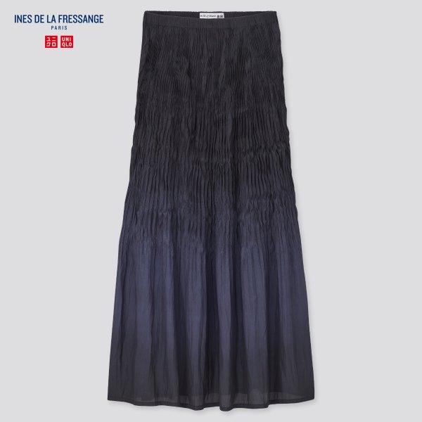 IDLF合作款 渐变半身裙