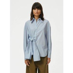 TibiIsabelle Shirting Shirt Sleeve Tie Shirt