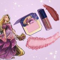 Disney ColourPop 合作款 Rapunzel 主题彩妆组