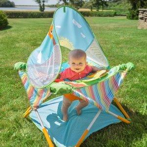 $65.87 (原价$109.99)Summer Infant 便携式婴儿 室内/室外 跳跳乐 6折