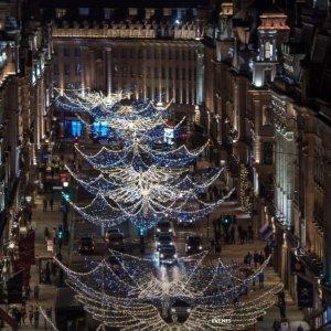 11月10日绚烂开启预告:伦敦摄政街、牛津街、温布利等热门地圣诞点灯仪式