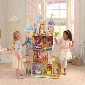 $153.61 收 仙女玩具 包邮KidKraft 仙女玩具 巨型娃娃屋  比Walmart同款少$71.36