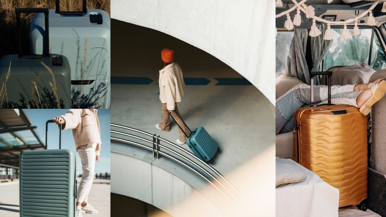 新秀丽行李箱推荐 | 盘点旅行必备的高颜值实用行李箱,新秀丽行李箱尺寸全介绍!