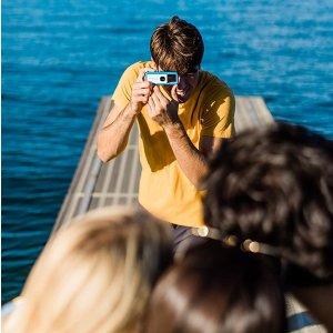 $79.00三色可选Canon IVY Rec 便携户外运动相机