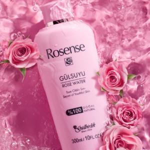含税直邮中国¥100史低价:Rosense 大马士革玫瑰纯露 300ml 保湿美白