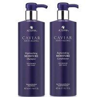 Caviar 鱼子酱洗发水+护发素 487ml*2