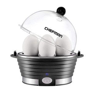 $12.39闪购:Chefman 电动煮蛋器