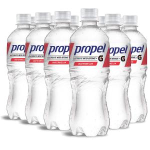 $6.06 一瓶$0.51Propel 西瓜口味无糖电解质水500ml 12瓶