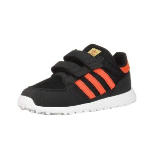 $14.86adidas Originals 儿童运动鞋,4T码