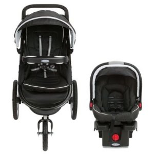Extra 25% offLast Day: FastAction Fold Jogger XT Travel System @ Graco
