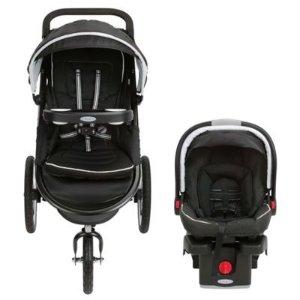 额外7.5折最后一天:Graco 精选童车旅行套装、安全座椅促销