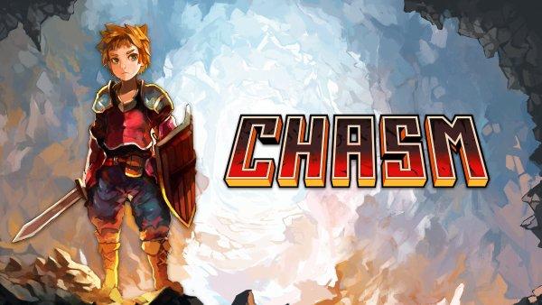 《深渊矿坑(Chasm)》- Nintendo Switch