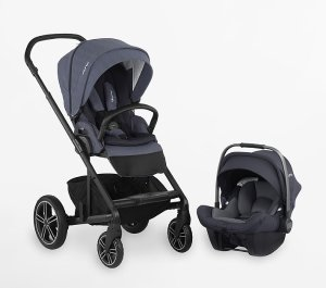 Nuna MIXX™ Stroller & PIPA™ Lite LX Infant Car Seat Set Travel System