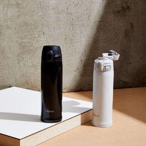 5折起Zojirushi 象印不锈钢真空保温杯、保温饭盒