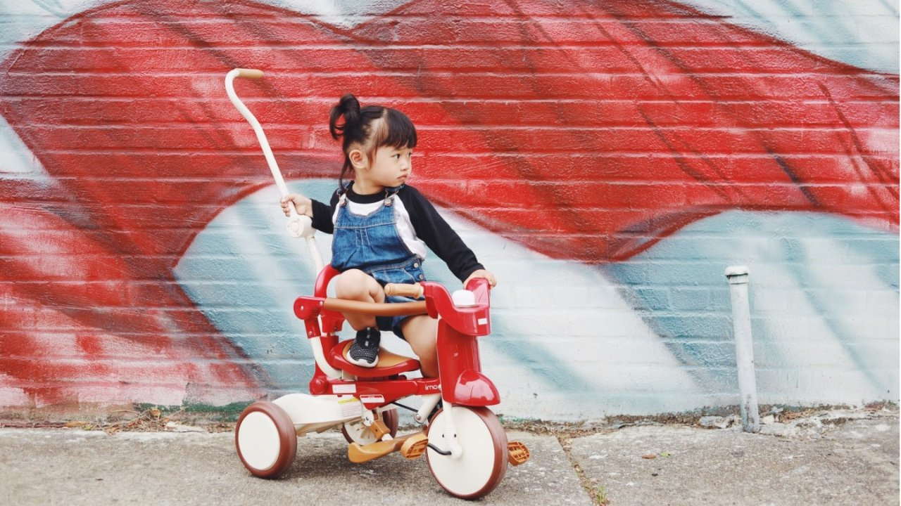 iimo 2   梦想中的三轮车