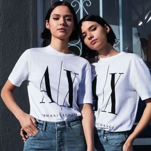 Up To 60% OffArmani Exchange Outlet Sale