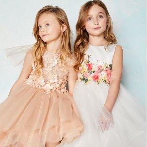 最高$600礼卡 收Burberry童装即将截止:Neiman Marcus 精选儿童婴儿服饰 鞋履 玩具特卖