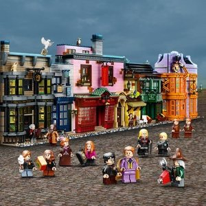 Lego9/1上市对角巷 75978 | 哈利波特系列