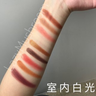 Huda Beauty Warm Brown 试色及心得分享