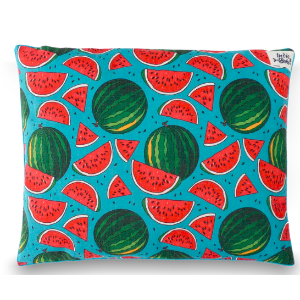 Watermelon Pineapple Crush MEDIUM Pet Bed