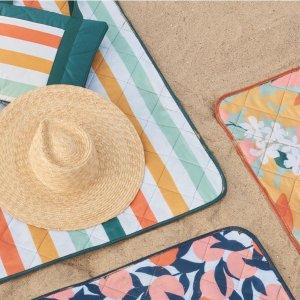 3色选择 $24.5(价值$49.5)Indigo 满额换购上新!双层野餐毯背包 享受户外野餐时刻