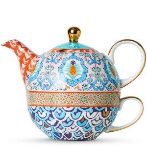 T2 tea茶壶  T2