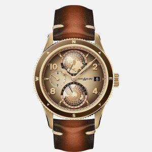 MONT BLANC陈坤同款Montblanc 1858 Geosphere Limited Edition 限量版腕表