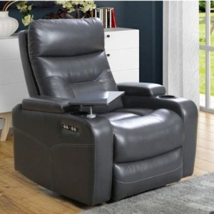 Amy Power Theater Recliner with Power Headrest @ Sam's Club