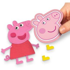 $14.98Play-doh 培乐多 趣味彩泥小猪佩奇模版套装