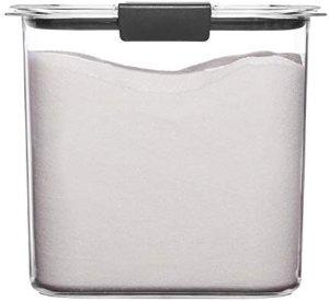 $14.67史低价:Rubbermaid 食物保鲜储藏盒 12Cup