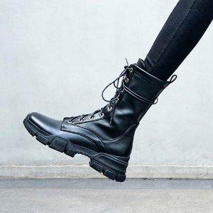 无门槛9折Ann Demeulemeester 腿精女孩 女星都抢着穿的鞋