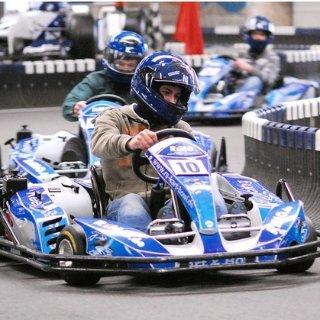 7折享受速度与激情卡丁车3次券,快来打卡世界上最先进的跑道
