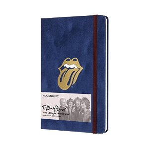 $6.47Moleskine Limited Edition The Rolling Stones Notebook, Hard Cover, Large