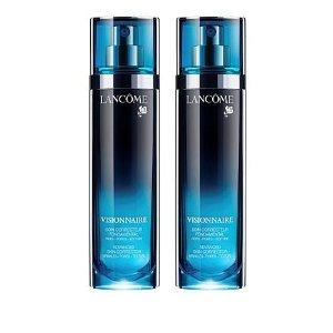 Lancome双瓶美肤精华乳套装 相当于5.3折